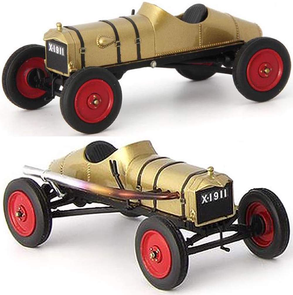 """1:43 1911 Ford Model T """"The Golden Ford"""""""