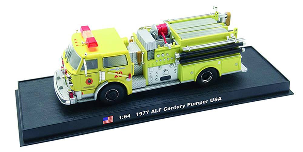 "American LaFrance Century Pumper ""Metro Dade Fire Rescue, 1977"""