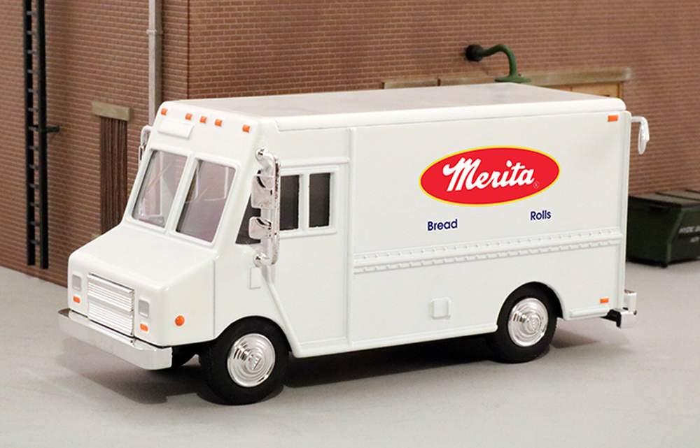 """1:48 Delivery Step Van """"Merita Bread"""""""