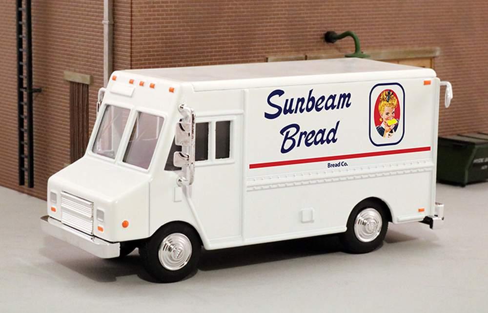 """1:48 Delivery Step Van """"Sunbeam Bread"""""""