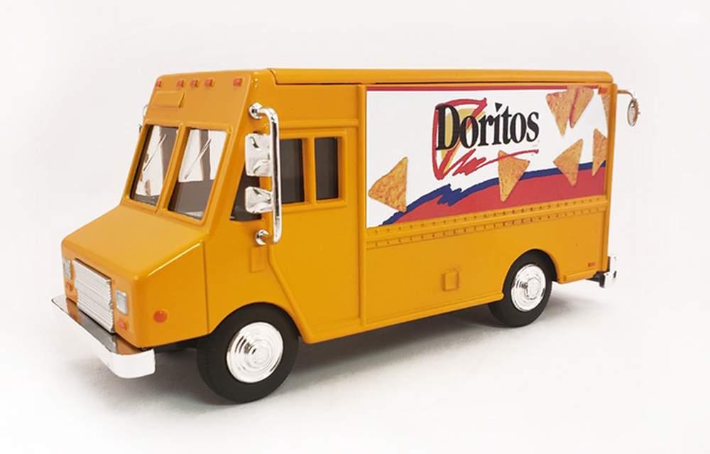 """1:48 Delivery Step Van """"Doritos"""" (1990s Logo)"""