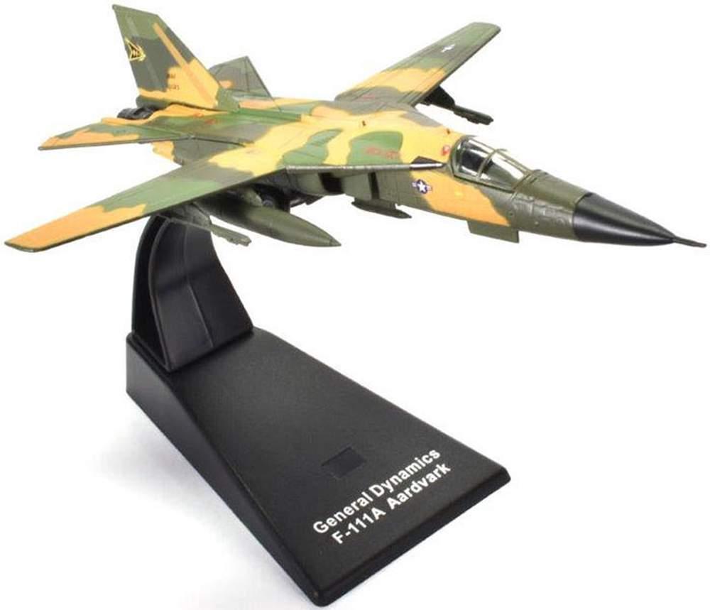 USA F-111A 1//144 diecast plane model aircraft ATLAS