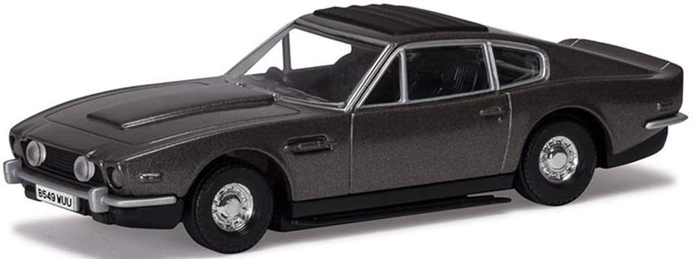 "1:36 James Bond Aston Martin V8 Vantage Volante ""The Living Daylights"""