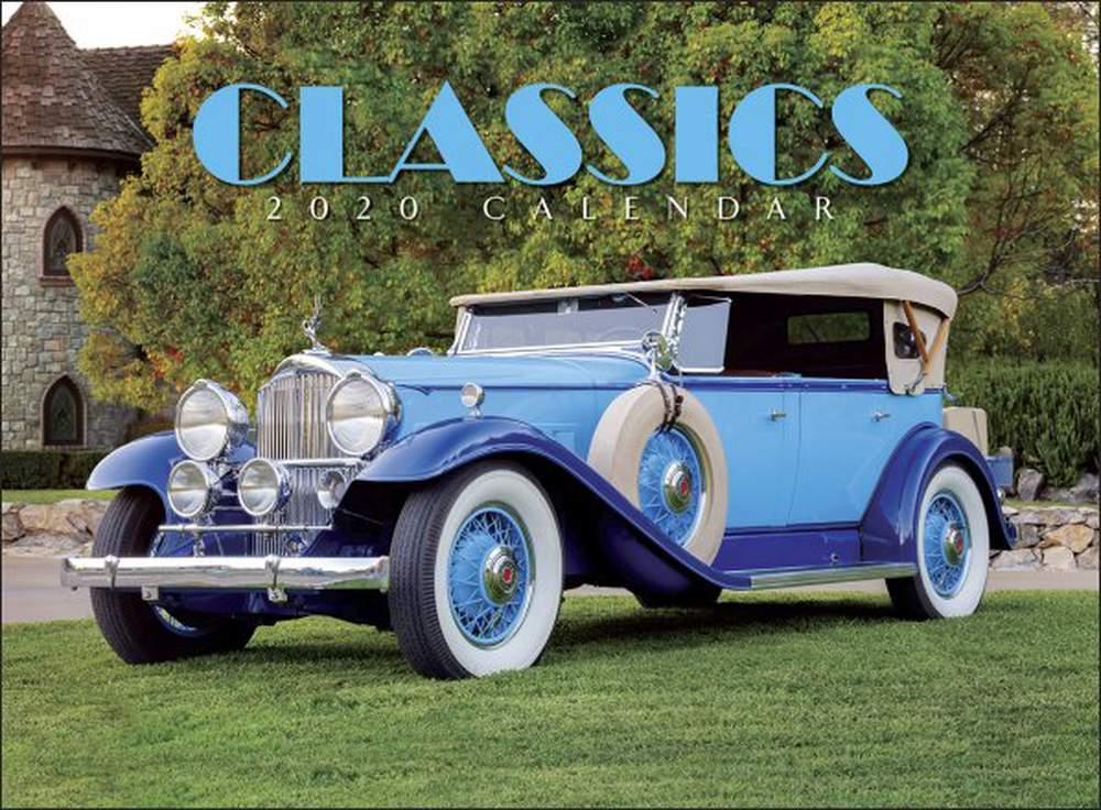 2020 Calendar - Automotive Classics