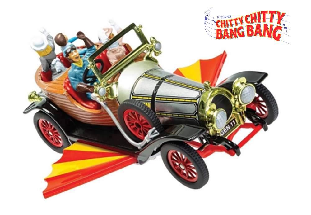 1:43 Chitty-Chitty Bang-Bang Car
