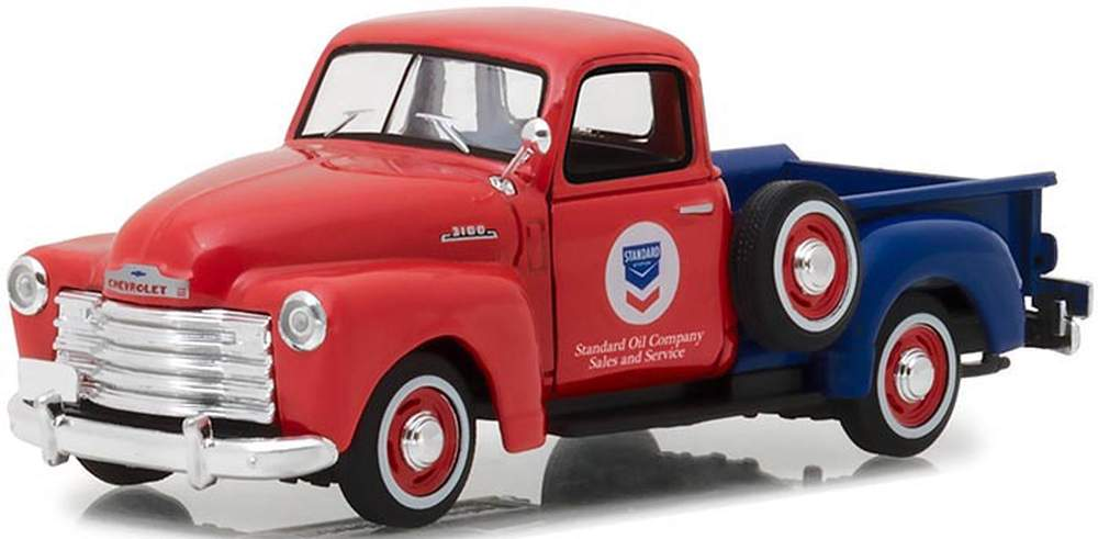 """1:43 Running on Empty Series 1 - 1953 Chevy 3100 Pickup """"Standard Oil"""""""