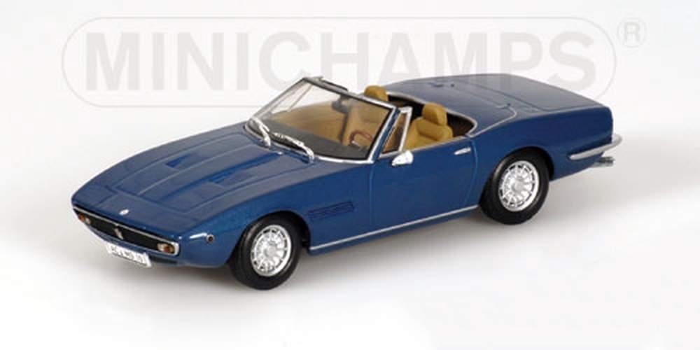 1969 Maserati Ghibli Spider (Blue), Von Wallace Collection ...