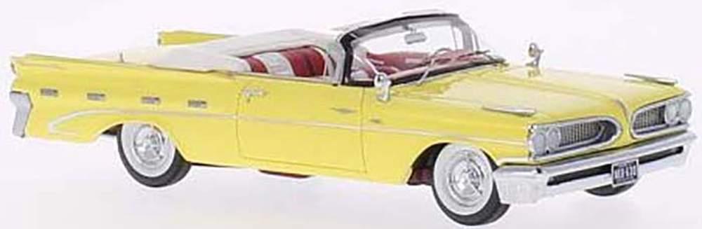 1959 Pontiac Bonneville Convertible (Yellow)