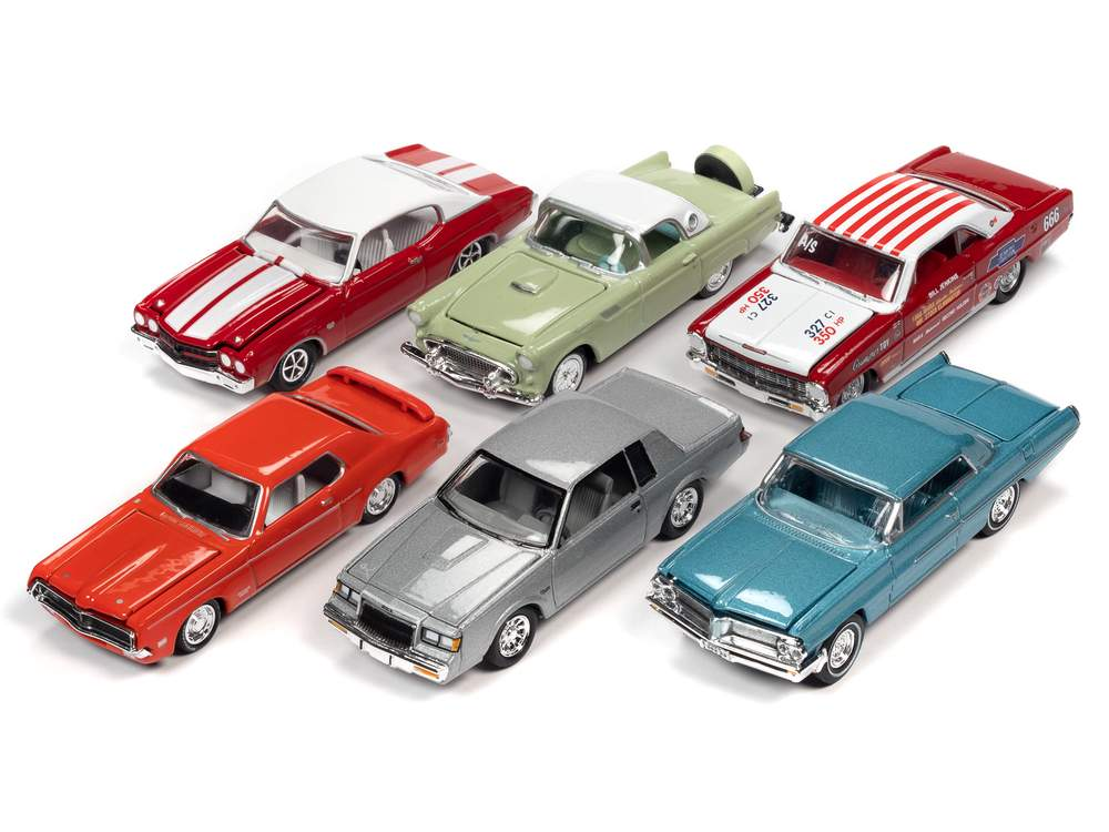 Racing Champions 1:64 Mint Series - 2020 Release 1 (Set of 6)