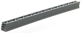 1:50 Construction Girders (Gray) (4-Pack)