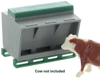 1:64 Livestock Feeder (Gray)