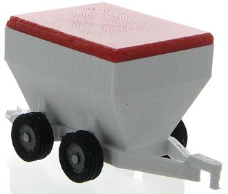 1:64 Spreader Wagon w/Removeable Cover
