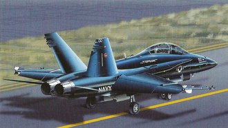 """F-18 Hornet """"US Navy"""""""