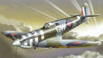 """Spitfire MK. V """"RAF UK"""""""