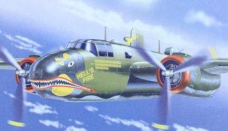 "B-25D Mitchell ""Rough Raiders"""