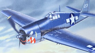 "F-6 F3 Hellcat ""USS Princeton, Lt. Red Shirley, Pacific, WWII Ace"""