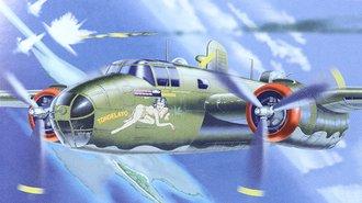 "B-25D Mitchell ""Tonedelayo"""