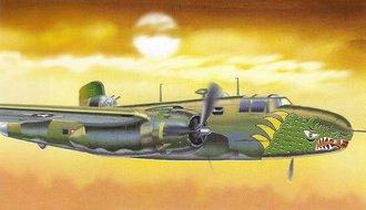 """B-25 Mitchell """"USAAF"""""""