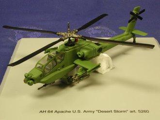 "AH 64 Apache U.S. Army ""Desert Storm"""