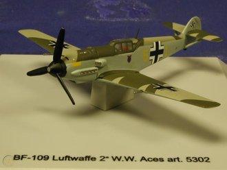 "BF-109 Luftwaffe ""9./JG3 Obit. E.Troma, WWII Aces"""