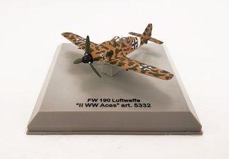 "FW 190 Luftwaffe ""II, #10 WWII Aces"""
