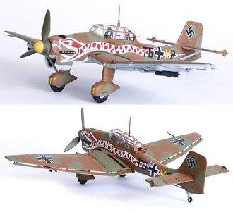 "Ju87B Stuka Luftwaffe ""Snake"""