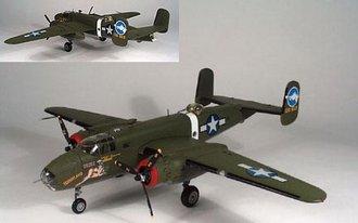 "B-25D Mitchell ""Tondelayo"""