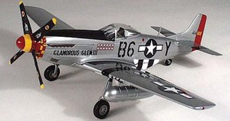 """P51 Mustang """"Glamorous Glen III"""""""