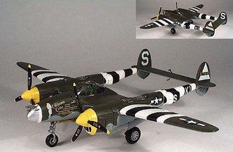 "P38 Lightning ""California Cutie"""