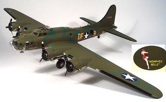"B-17F ""Memphis Belle"""