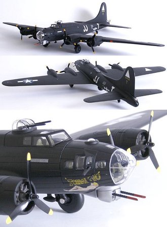 "B-17G USAAF ""Tondalayo"""