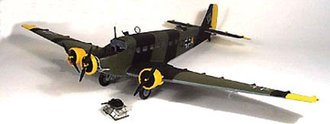 "Ju 52-3M Transporter ""Crete"""