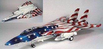 """F14 Tomcat """"Patriotic"""""""