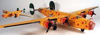 "B-24D Liberator ""The Little Gramper"""