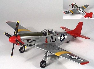 "P51D Mustang Tuskegee Airmen ""Dutchess Arlene"""