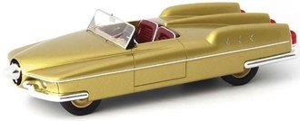 1:43 1953 Studebaker Manta Ray (Gold)