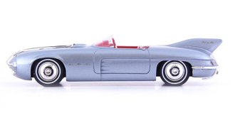 1956 Pontiac Club de Mer (Light Blue)