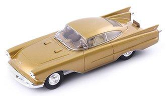 1:43 1954 Oldsmobile Cutlass Concept (Gold)