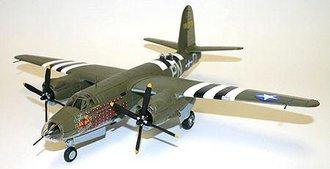 """B-26B-25 Marauder """"Flak Bait"""""""