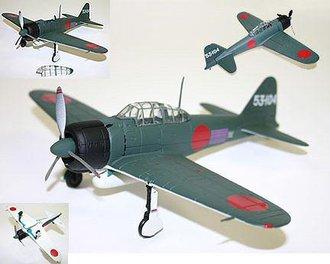 "A6M2 Zero ""Tetsuzo Iwamoto"""