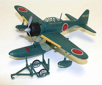 """A6M2-N Zero Floatplane """"Aleutians"""""""
