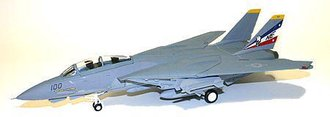 "F14 Tomcat USN ""Bounty Hunters"""