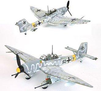 "Ju87 Stuka Winter Camo ""Russia, 1943"""