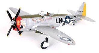 "P47D Thunderbolt ""Rozzie Geth II"""