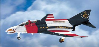 "F4J Phantom II ""USN, Bicentennial 1976"""