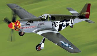 "P51 Mustang ""Berlin Express"" (Signature Edition)"