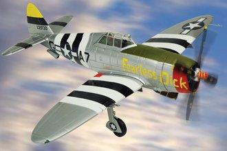 "P47D Thunderbolt Razorback ""Fearless Dick"""
