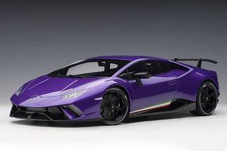 Lamborghini Huracan Performante (Viola Pasifae/Pearl Purple)