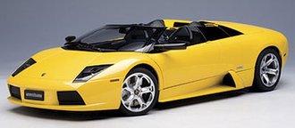 Lamborghini Murcielago Roadster (Metallic Yellow)