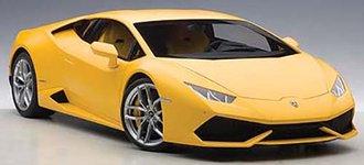 Lamborghini Huracan LP610-4 Giallo Horus (Matte Yellow) (Composite)